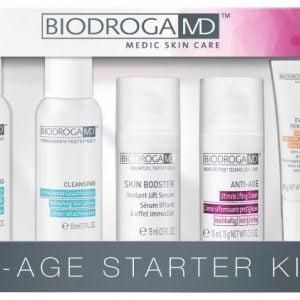 Biodroga, anti age, lotion, melk, skin booster, serum, liften, dagcrème, nachtcrème, dd crème
