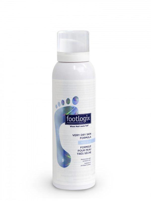 footlogix, hydraterende crème, hydrateren voeten